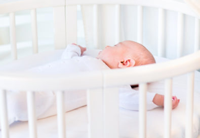 why babies should sleep on their back