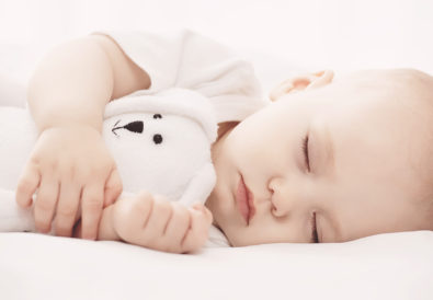 recognizing the signs that baby is tired