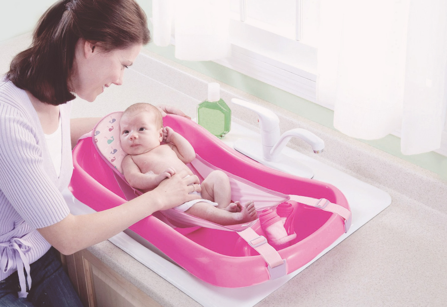 Mom\'s Guide 2018: What\'s The Best Baby Bathtub?