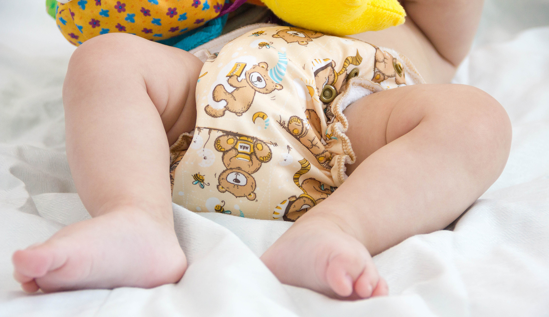 How To Properly Strip Cloth Diapers And Get The Stink Out