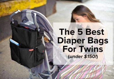 The 5 Best Diaper Bags For Twins