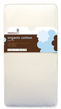 Naturepedic No Compromise Organic Cotton