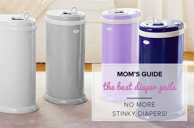 2 Incredible Diaper Pails That Defeat Stink Fast: Mom's Guide (2016)