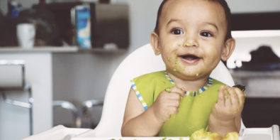 moms guide to baby lead weaning
