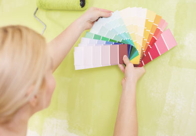 is it safe to paint when you're pregnant?