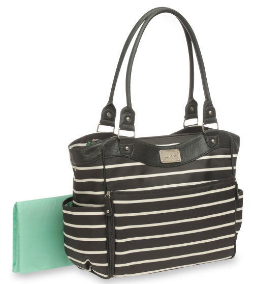 Carter's Zip Fashion Diaper Bag