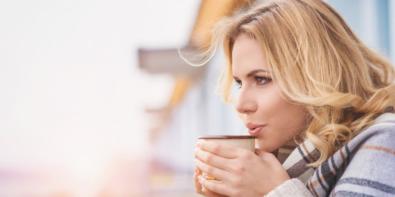 coffee while breastfeeding