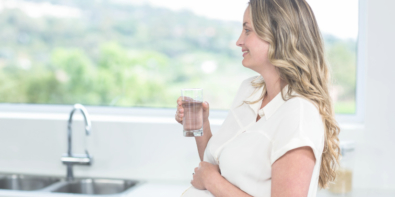 how much water should i drink when pregnant