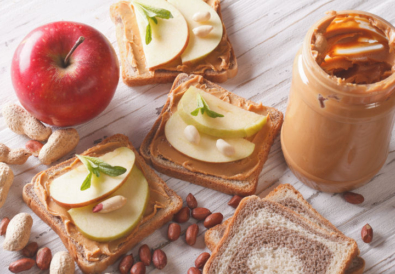 when can babies have peanut butter