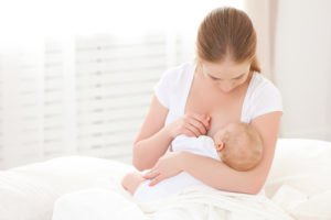 breastfeeding with implants