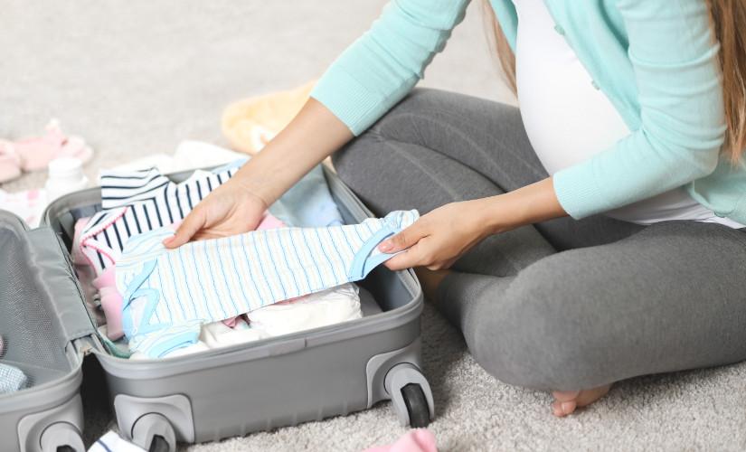Ng My Hospital Bag In An Suggestions Vs Reality Motherhood Tokyo