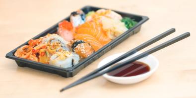 sushi while pregnant or breastfeeding